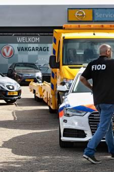Verdacht autobedrijf in Brabant blijft tassen vol cash geld accepteren: 3 miljoen euro in jaar tijd