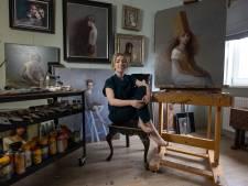 Sterren op het Doek: Anne-Rixt (33) uit Kampen portretteert Dieuwertje Blok