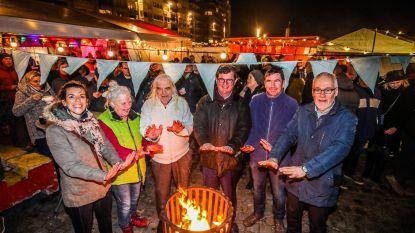 """Geen kerstboomverbranding, wel 'Wensfeest': """"Zolang de Oostendenaars maar kunnen samenkomen"""""""