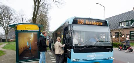 Reizigersorganisatie: Veluwse dorpen zonder bus in weekend kan niet