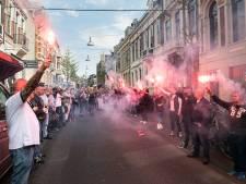Eerbetoon voor slachtoffer steekpartij Nijmegen
