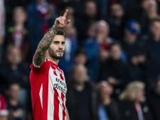 Pereiro over PSV: 'We willen er alles uit halen, elke wedstrijd'