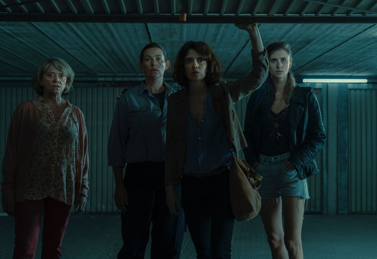 Scène uit 'Beau Séjour 2'. Beeld Eén