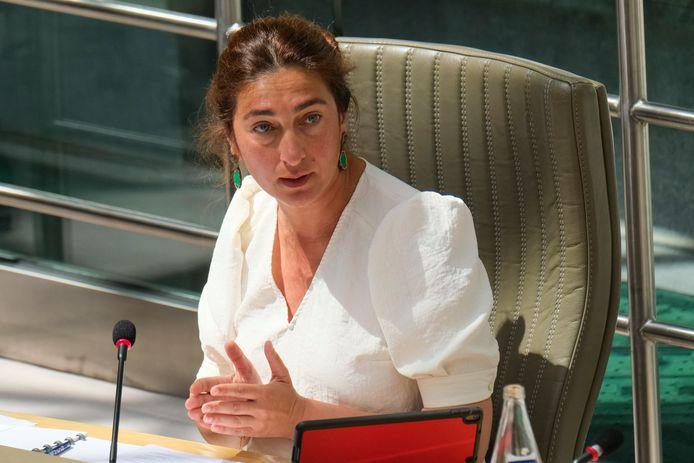 Vlaams minister van Omgeving Zuhal Demir (N-VA).