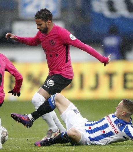 LIVE | Heerenveen geeft FC Utrecht het initiatief