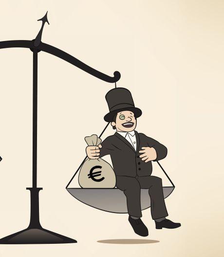 Salarisverschillen top en gewone werknemer iets geslonken, kwart van top is vrouw
