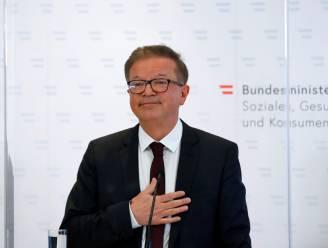 """""""Uitgeput"""" door pandemie neemt Oostenrijkse minister van Volksgezondheid ontslag"""