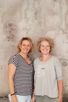 Duo Mainkunstenaars verlaat met gemengde gevoelens het U-gebouw van KVL in Oisterwijk