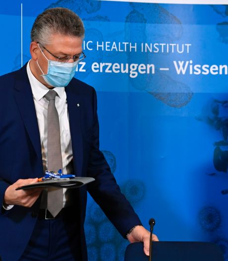 """Le nombre d'infections à la Covid-19 encore """"trop élevé"""" en Allemagne: """"Mais nous sommes sur le bon chemin"""""""