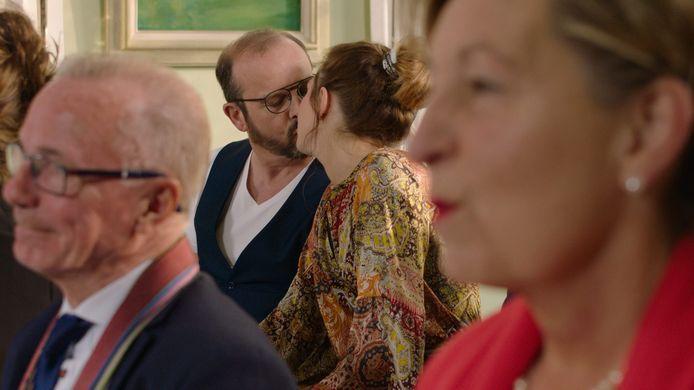 De bruid en bruidegom twijfelen nog, Waldek en Thilly lijken daarentegen zekerder van hun stuk.