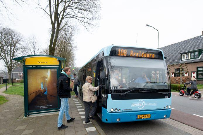 Een aantal streekbussen gaat vaker rijden.