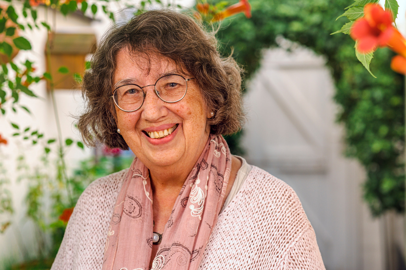 Anneke van den Broeke zat in een Jappenkamp met haar moeder en is op de eerste boot naar Nederland vertrokken.