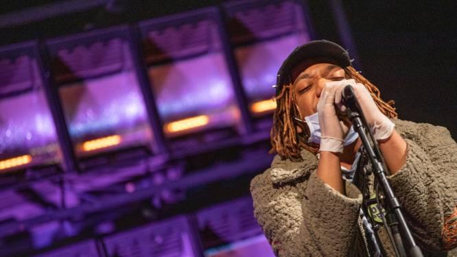 Rare Akuma stelt voor derde keer nieuwe Antwerpse hiphop-scene voor in Trix
