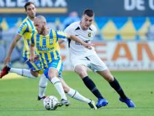 Corona bij Vitesse: In spelersgroep test alleen Rasmussen positief; Deen ontbreekt tegen Sparta