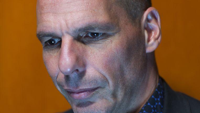Yanis Varoufakis. Beeld GETTY
