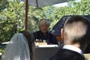 Danny Hol en Esmeralda van Dijk trouwden op 24 augustus 2016