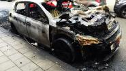 Nachtelijke brand vernielt zeven wagens in Ukkel