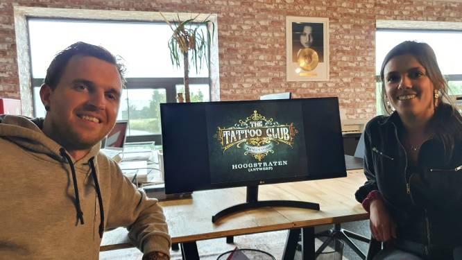 """Ken en Karen openen in september Tattoo Club Hoogstraten: """"Elke maand twee internationale artiesten voor het grotere werk"""""""