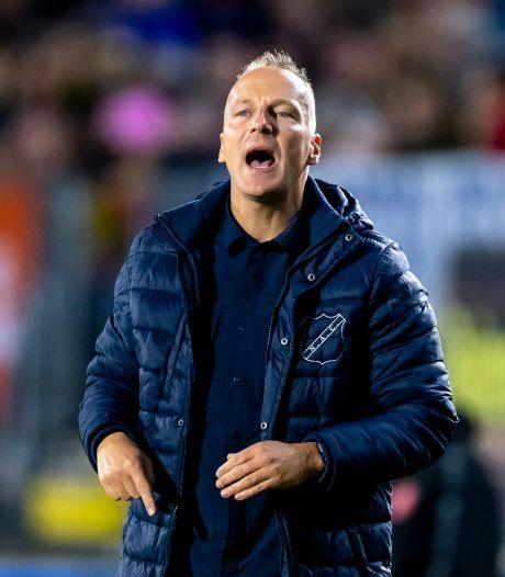 NAC-trainer De Graaf neemt bekertoernooi bloedserieus: 'Uit mijn tijd als speler weet ik dat dit als Europese avonden kunnen voelen'