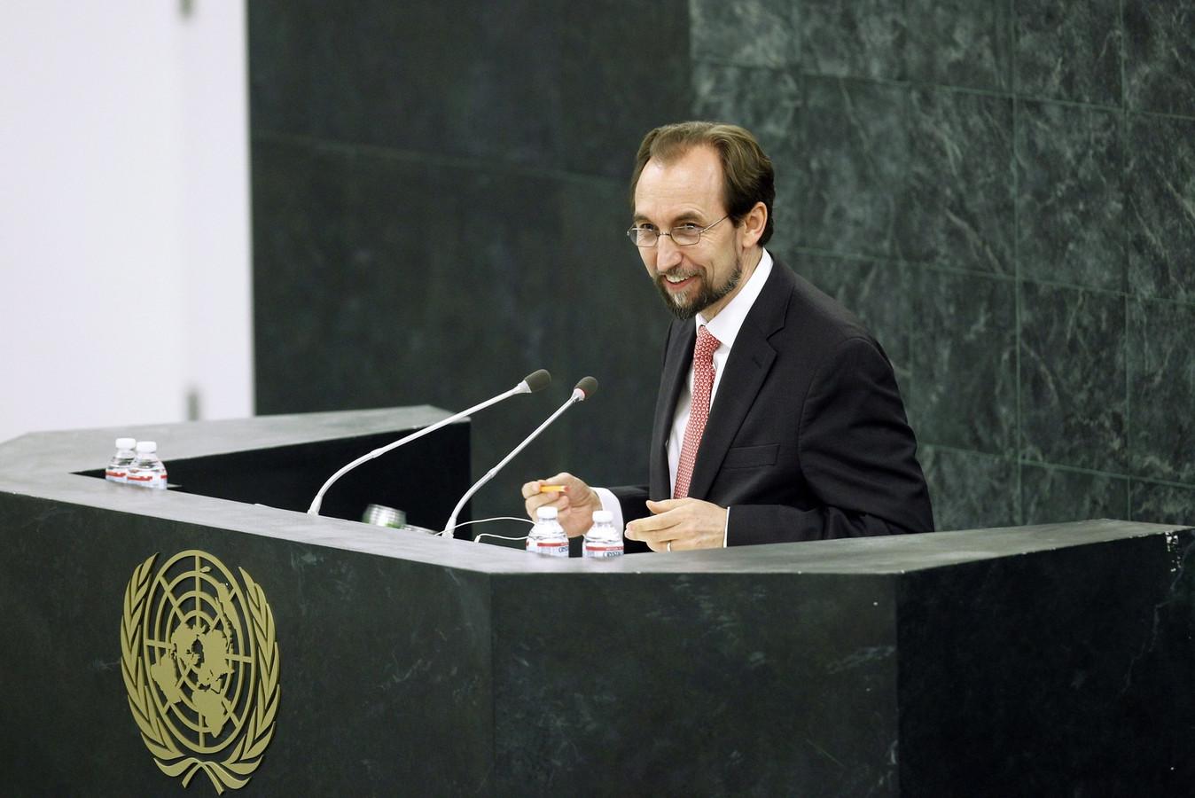 Zeid Bin Raad al-Hussein