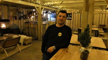 Ward opent winterbar Matterhorn in hartje Latem