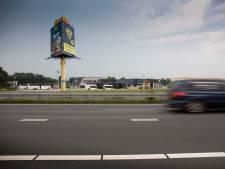 Ruimte voor grote reclameschermen in Neder-Betuwe, maar niet langs de A15