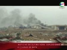 Zeker twintig doden en honderden gewonden door explosies in Equatoriaal-Guinea