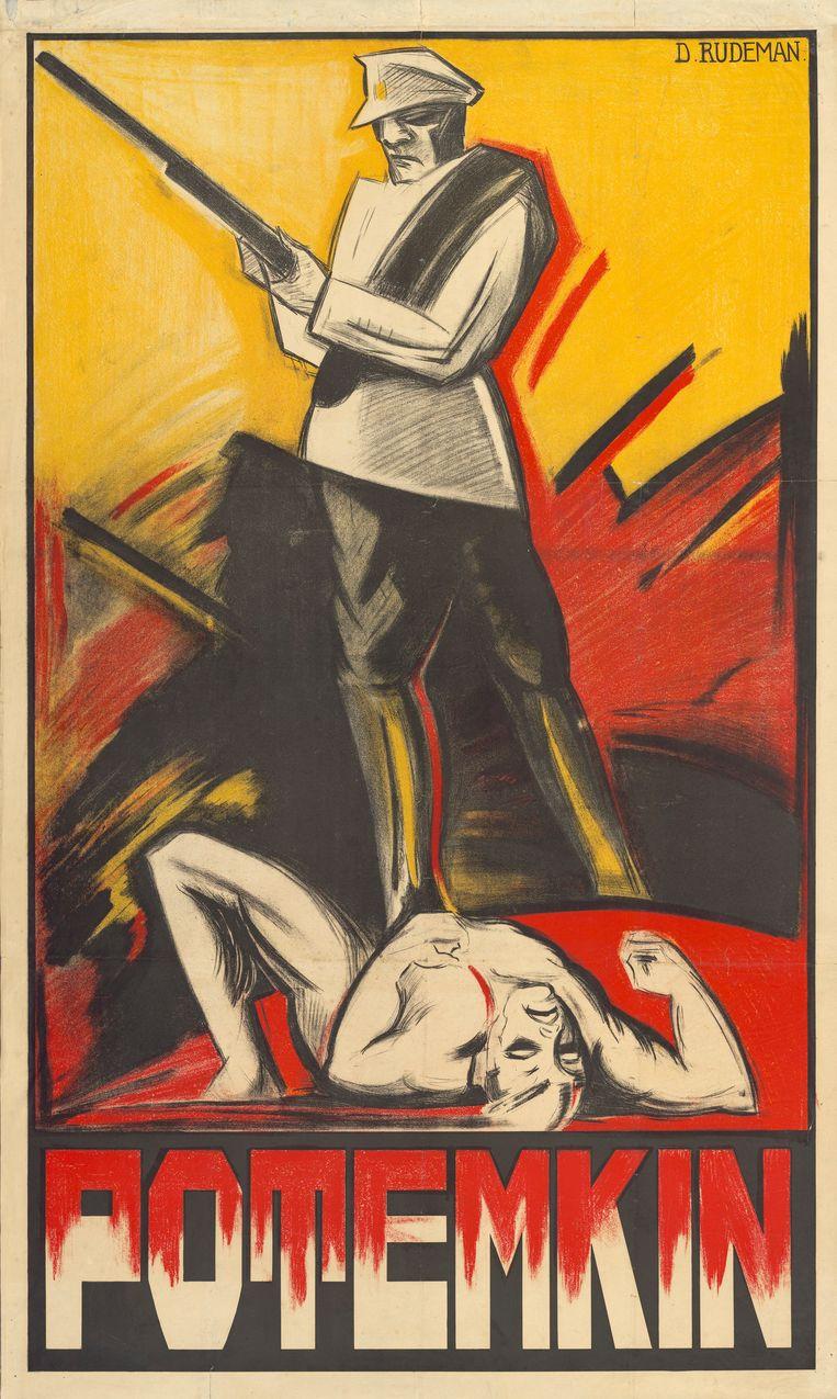 Potemkin, 1926. Beeld EYE film museum