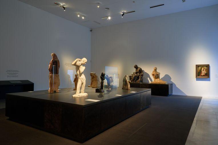 De expo 'Rodin, Meunier & Minne' in Museum M in Leuven focuste op drie grootmeesters in de beeldhouwkunst. Beeld Dirk Pauwels