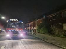 Schuurbrand in Hengelo: fietsaccu's in brand