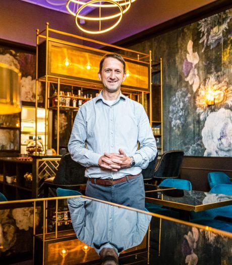 Terug van weggeweest: Sven Schreuder ziet zichzelf wel als oude butler lopen door de Brielse vesting
