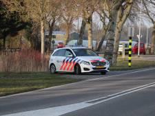 Grote zoekactie naar automobilist die inreed op agent in Vlissingen