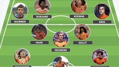 """""""Eerst Cruijff, dan de rest"""": onze meest ervaren journalisten kiezen het beste Nederlandse elftal aller tijden"""
