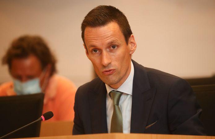 N-VA kamerlid Björn Anseeuw