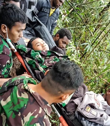 Jongen (12) overleeft vliegtuigcrash Indonesië