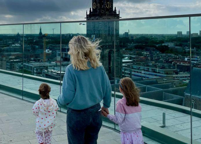 Gelein en haar dochters.