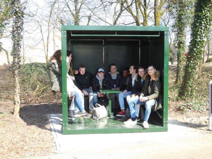 Jongeren in Soest en Soesterberg hebben vijf 'kjoeps' gekregen om elkaar in te ontmoeten.
