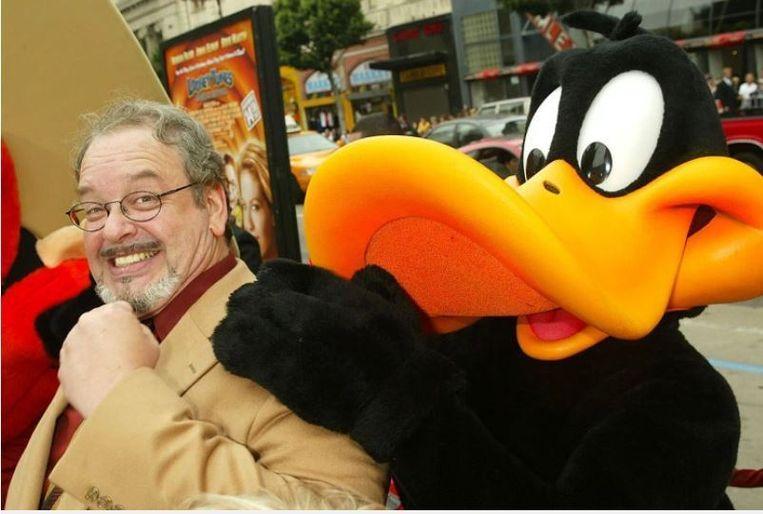 Joe Alaskey was vooral bekend als de stem van Daffy Duck, maar hij vertolkte nog tal van andere cartoonfiguren uit de Looney Tunes-stal.