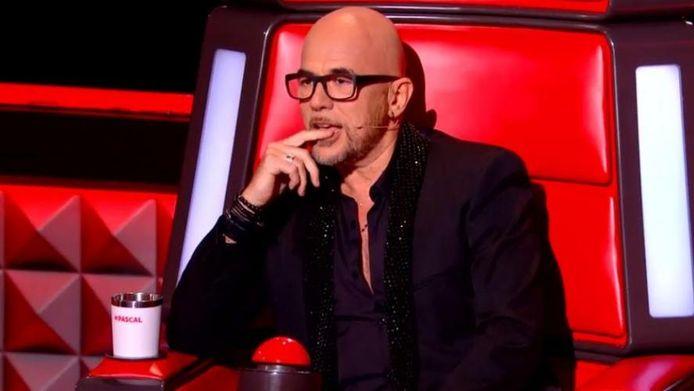 Pascal Obispo dans The Voice