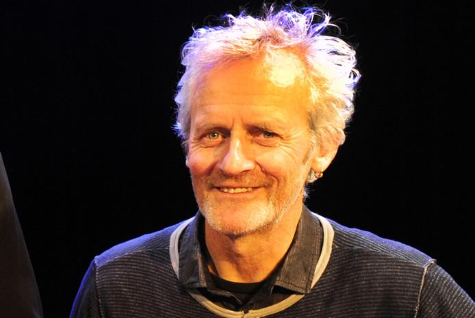 Leo de Visser, dorpsraadvoorzitter van Ritthem.