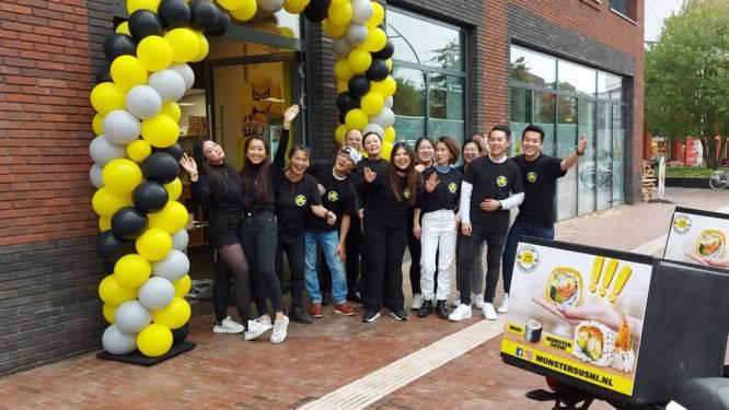 Bestellen maar: Monster Sushi Zwolle is nu officieel geopend