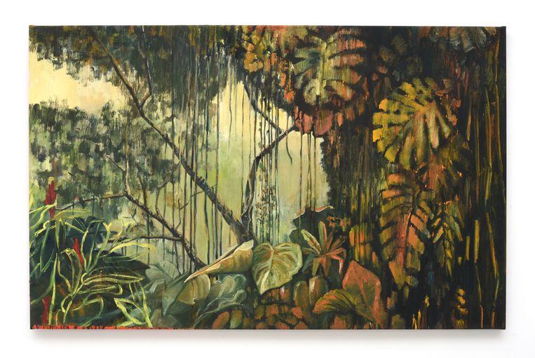 'Adaptation of Nature'. Beeld Nils Verkaeren