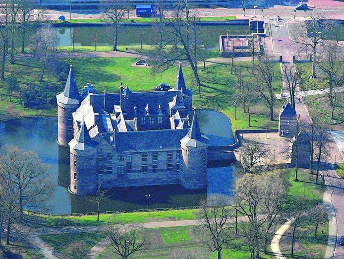 Kasteel Helmond, een van de twee locaties van Museum Helmond.