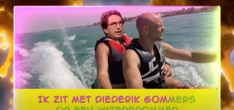 Lubach presenteert ludiek carnavalsalbum: 'Ik zit met Diederik Gommers op een waterbrommer'