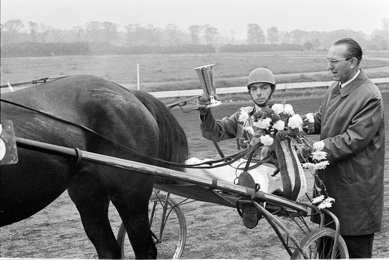Jan Wagenaar in 1968.  Beeld ANP