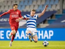 FC Dordrecht voegt Van Huizen als negende speler toe aan selectie: 'Een sterkhouder op wie we kunnen bouwen'