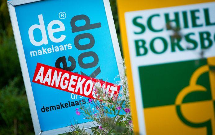 Nog nooit werden er zoveel hypotheekaanvragen gedaan als in 2020.
