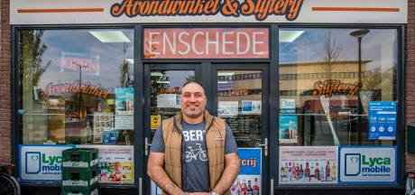 Afschaffing avondklok? Het helpt 'winkeliers van de nacht' uit Enschede en Almelo geen zier