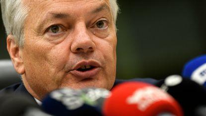 Didier Reynders weet vanavond (of morgen) of hij topman van de Raad van Europa wordt