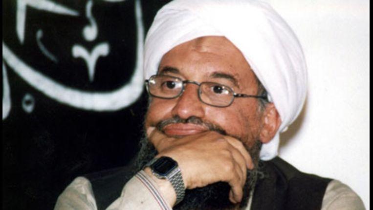 Pakistan wil de jacht openen op Ayman al-Zawahiri, de nummer twee van al-Qaida. Beeld UNKNOWN